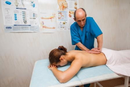 остеохондроз шеи лечение