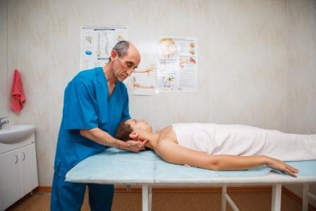 Лечение шейного остеохондроза в Чебоксарах