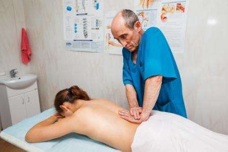9. Мануальная терапия при охондрозе2